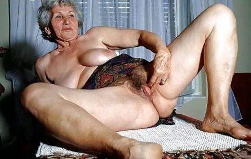 Волосатая бабка
