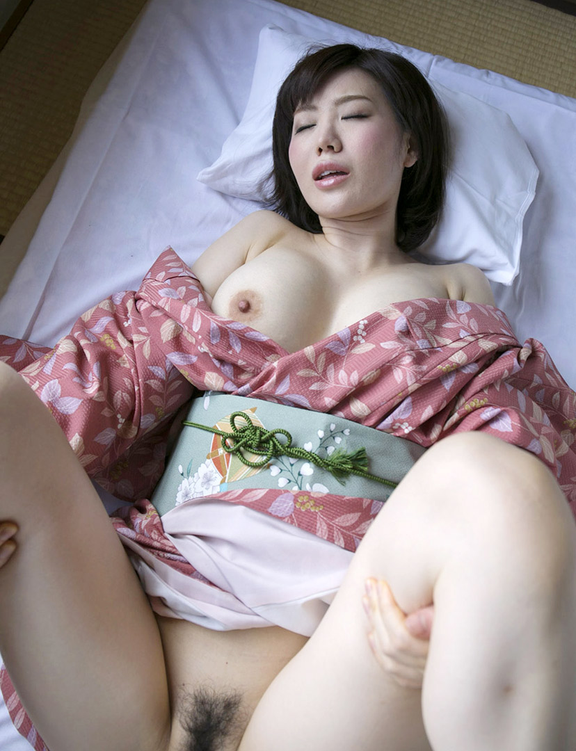 японка кайфует