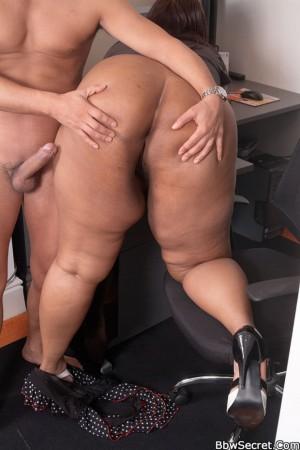Большая жирная жопа