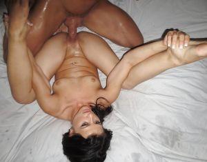 Бурный секс женатой парочки