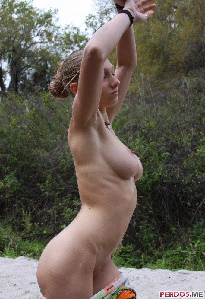 Шикарное тело молодой