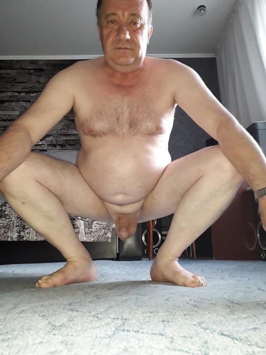 Люблю быть голым