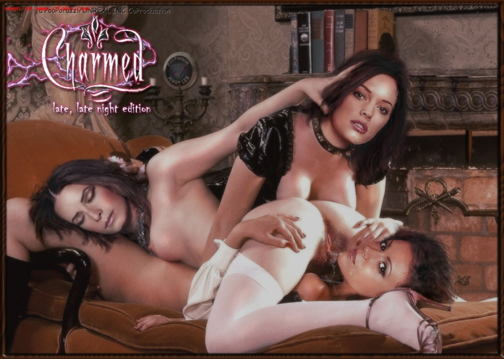 Порно картинки Звезды сериала Все женщины ведьмы устроили секс втроем скачать бесплатно