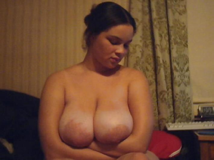 Огромная грудь
